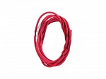 Нить BCY D-LOOP ROPE 0,060 RED BRAIDED POLYESTER 1 METER""