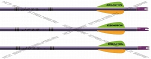Стрела  EASTON ARROW XX75 JAZZ PURPLE PURPLE