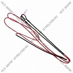Б/У Тетива WINNER'S CHOICE BOWSTRING 8125 RED/BLACK