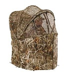 Укрытие AMERISTEP BLIND RAPID-SHOOTER TENT CHAIR - DUCK COMMANDER (ADVANTAGE® MAX-4)