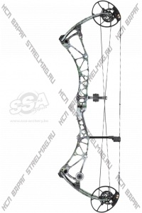 Блочный лук BOWTECH REVOLT X COMPOUND BOW