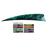 "Перо GATEWAY FEATHER 3"" SHIELD RW CAMO"