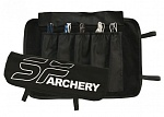 Сумка для тетивы SF ARCHERY STRING POCKET BLACK